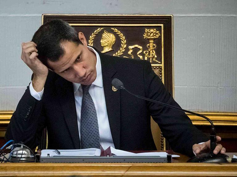 Acusan en EEUU a exabogado de Guaidó