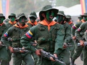 Maduro ordenó cero tolerancia contra grupos armados de Colombia
