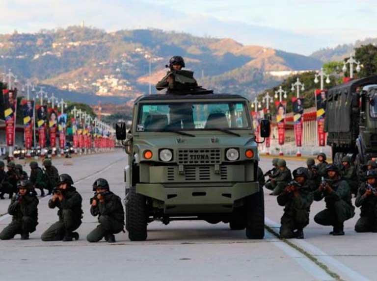 Ministerio de Defensa designa  16 nuevos comandantes de Zodi