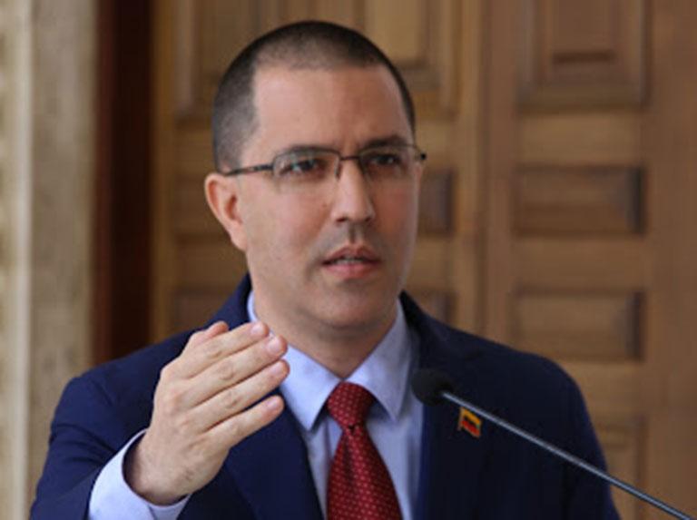 Arreaza: EEUU reactiva nuevas matrices de agresión contra Venezuela