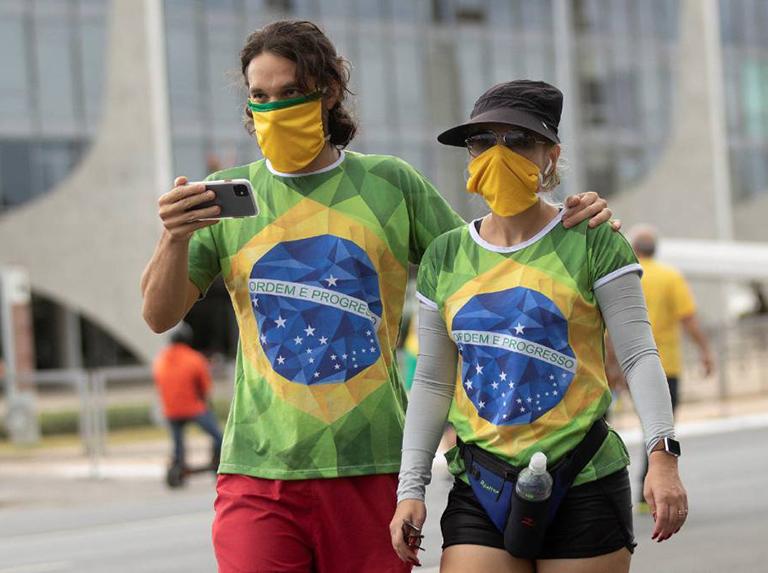 Brasil entra en emergencia para contener el covid-19