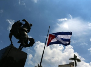 Arreaza conmemora Día de la Rebeldía Nacional en Cuba