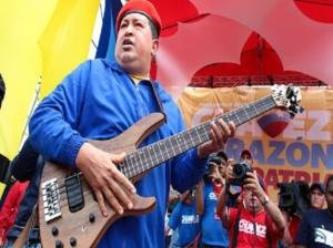 EEUU financió bandas de rock para socavar al Gobierno venezolano