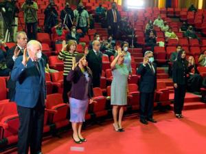 Escarrá sobre nuevo CNE: esta garantizada la democracia y la libertad