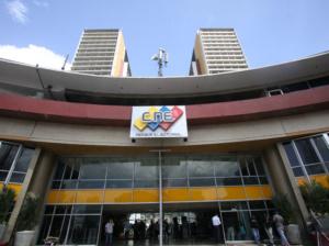 CNE despliega 551 máquinas para registro y actualización electoral