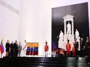 Presidente Maduro lidera acto Aniversario de la Batalla de Carabobo y Día del Ejército