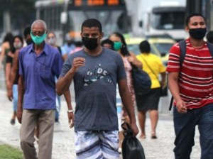 Prorrogan en Brasil medidas de restricción en Río por Covid-19