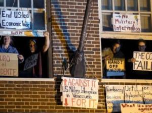 Defensores de embajada venezolana en EEUU suman triunfo legal