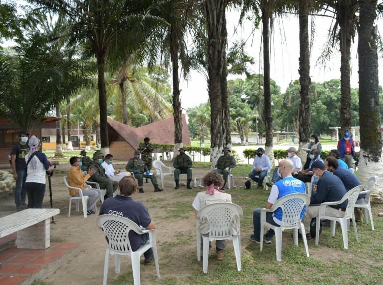 Miembros de la ONU visitan Puntos de Atención Social Integral en Apure (+fotos)