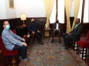 Psuv y Congreso Nacional Africano rechazan bloqueo imperialista