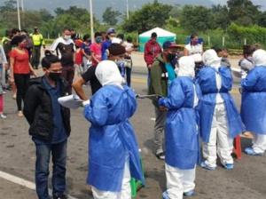 Maduro a Duque: Trabajemos en conjunto contra el covid-19 en frontera