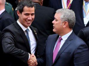 Duque admite que Guaidó no puede con Maduro