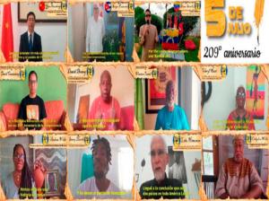 Barbados felicita a Venezuela con motivo del 5 de julio
