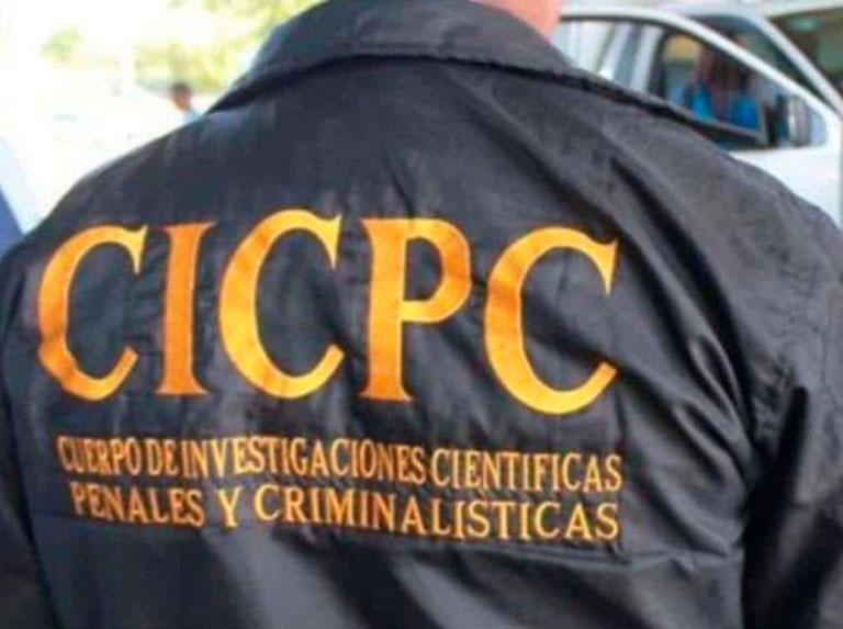Cicpc rescató en Turmero a bebé de seis meses raptado en Caracas