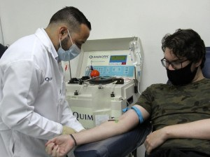 Convocan a la población recuperada de covid-19 a donar plasma