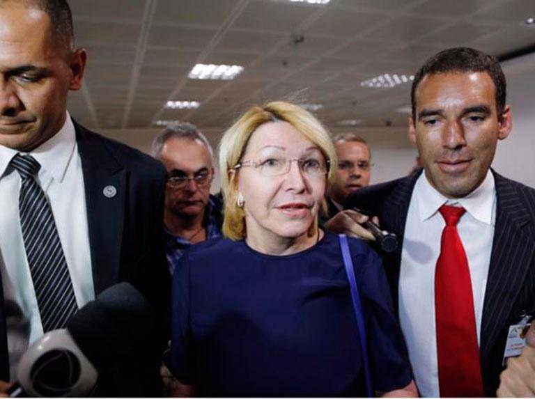Luisa Ortega recibió $ 1 millón por borrar caso de corrupción petrolera