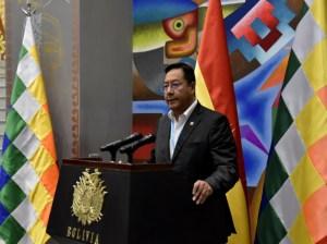 "Bolivia rechaza ""injerencia"" de EEUU al pedir liberación de Añez"