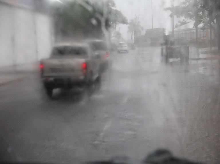 """El fenómeno """"La Niña"""" causa fuertes precipitaciones en el país"""