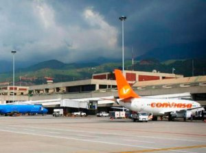 Continúan abiertas rutas aéreas entre Venezuela y países hermanos