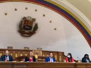 Iris Varela proposes to call the Judiciary to take over Guaidó and his surroundings