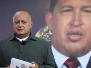 Cabello: La derecha desprecia al Libertador Simón Bolívar