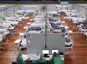 Alertan sobre escasez de medicamentos para intubación en Brasil