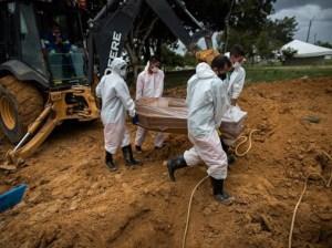 El mundo registra más de tres millones de muertes por el covid-19