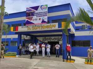 In Táchira, the Mayor's Office of Córdoba reopened CDI Dr. Gerson Mancipe