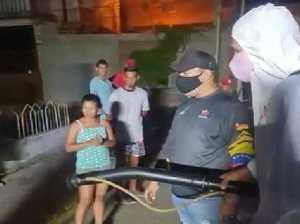 En Charallave retuvieron a más de 300 jóvenes que no usaban tapaboca