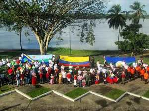 Preparations begin for the Bicentennial Route in Delta Amacuro
