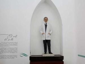Los Teques recibirá reliquia ósea de doctor José Gregorio Hernández