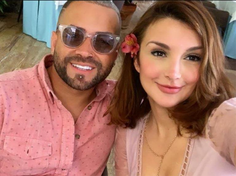 Melany Mille admite que le afectaron las críticas sobre su relación con Nacho