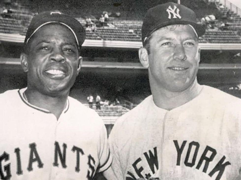 Tripleplay | Willie Mays y Mickey Mantle una vida de coincidencias