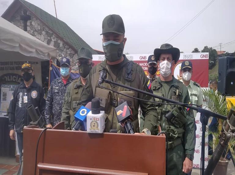 Operativo de Seguridad da un duro golpe al hampa en Mérida