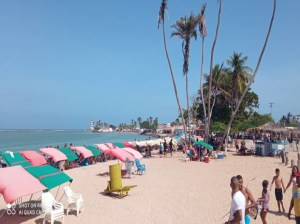 Falcón government restricts access to beaches in Paraguaná and Morrocoy