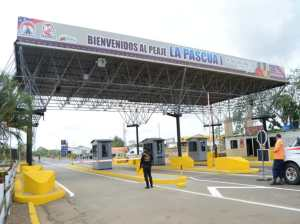 Activate the Collection System in Tolls I and II of Valle de la Pascua
