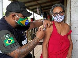 Entregaron 5 millones de dosis Sinovac en Sao Paulo