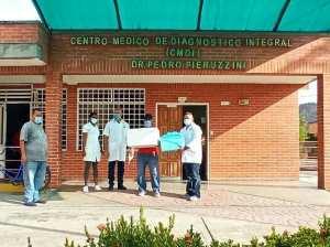 Llegaron a Portuguesa más de 3.500 vacunas chinas contra la covid