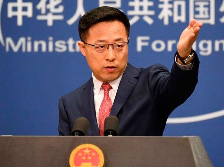 """China acusó a EEUU de ser un """"imperio del espionaje"""""""