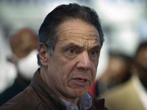 Legislativo de Nueva York inició investigación contra Cuomo