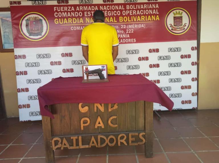Operación Escudo Bolivariano arroja resultados positivos en Mérida