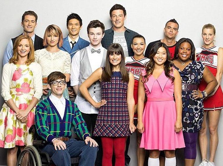 """Conoce quién será la ausente en el reencuentro de """"Glee"""" por insoportable"""
