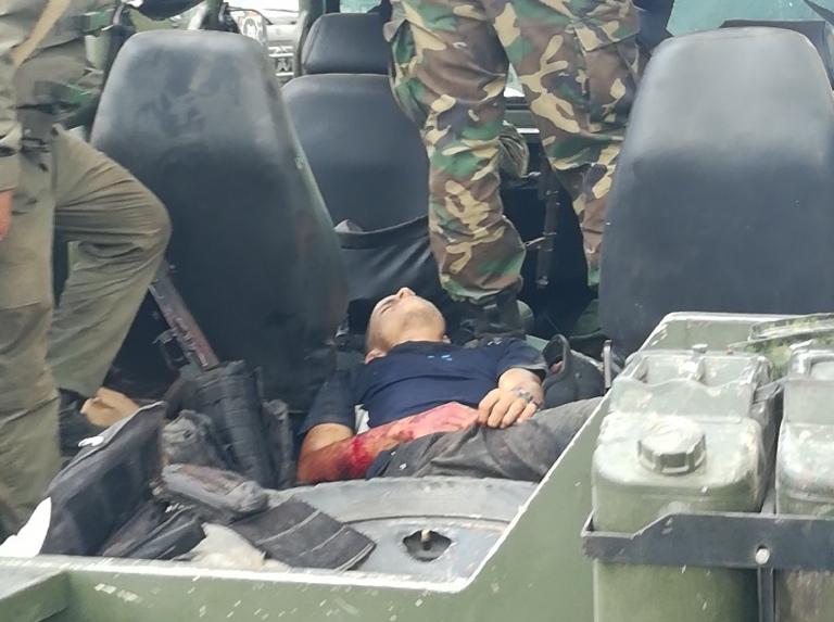Padrino López: Los grupos irregulares colombianos nos atacan con explosivos y armas largas