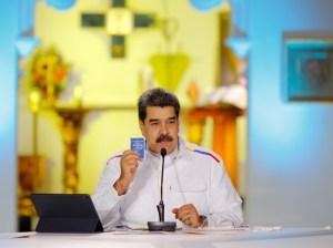 Maduro exigió cero tolerancia contra grupos armados delincuenciales colombianos