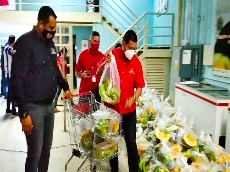 Más de 6 toneladas de productos AgroClap distribuyen en Mérida