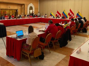 Psuv afina detalles de la Raas de cara a venideras elecciones