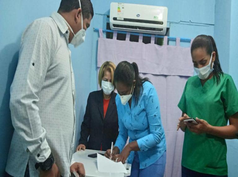 Vacunados 700 trabajadores de la salud con la Sputnik V en Monagas