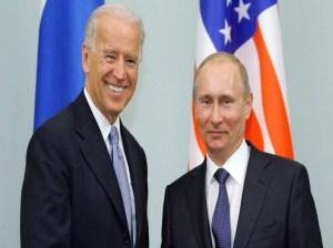 """Putin y Biden acuerdan un """"encuentro personal"""" para este año"""
