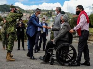 Lenín Moreno designa su quinto ministro de Salud durante la pandemia