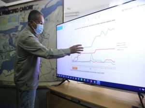 Laboratorio de covid en Bolívar tiene capacidad de 420 pruebas diarias